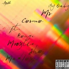 MsCosmo - Ay Baby ft. Rouge, Moozlie & Sho Madjozi (Femme fatale remix)