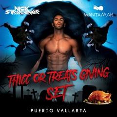 Puerto Vallarta Nov 2021 - Thicc or Treats Giving Set