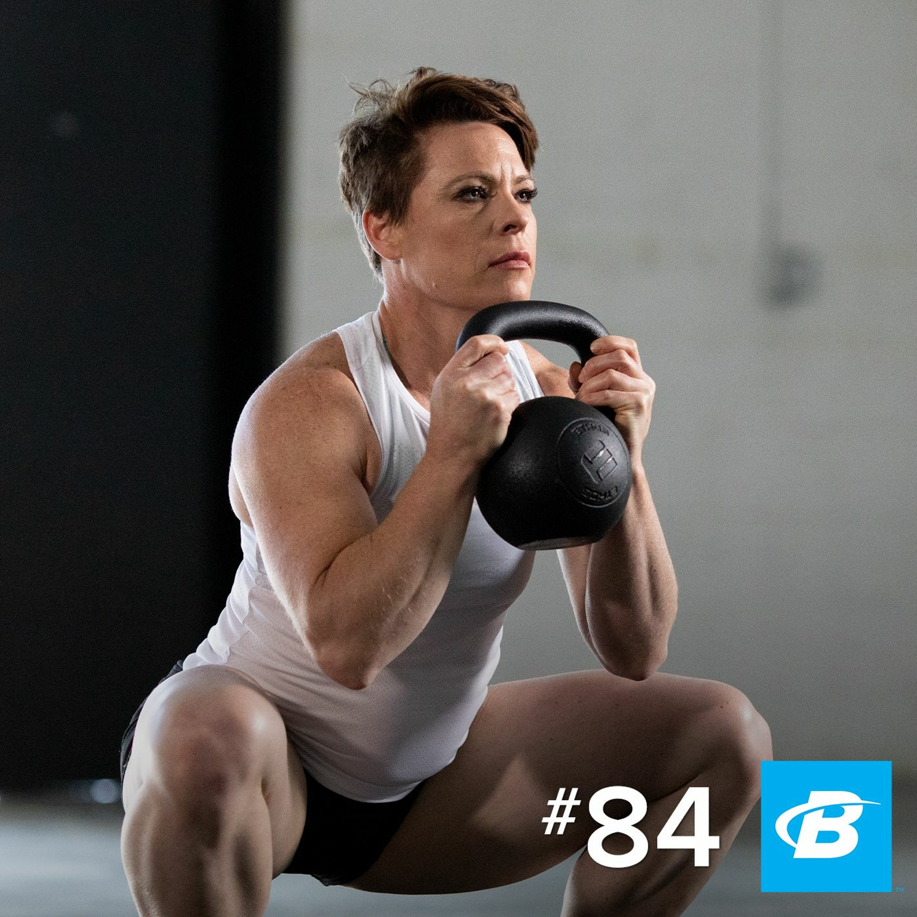 """Episode 84 - Kristi Brewer: """"No One Has It Easy."""""""