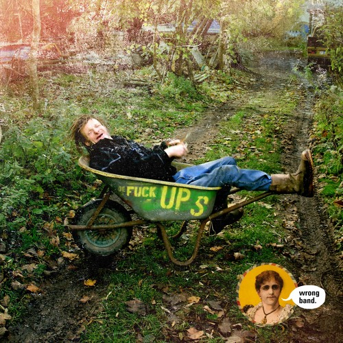De Fuckups - Wrong Band album