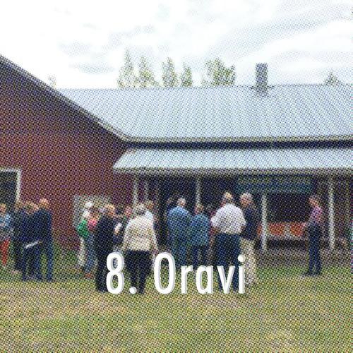 Saimaan Teatterin podcast - #8 ORAVI