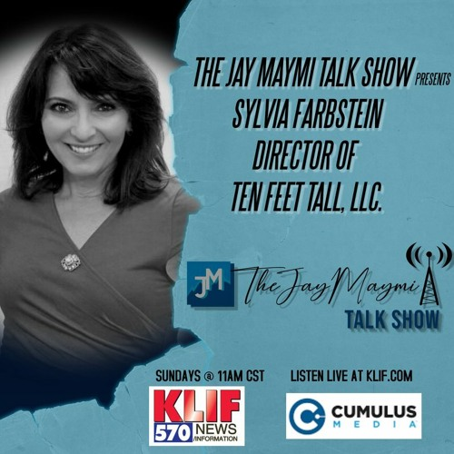 """The Jay Maymi Show - Ep. #14 - """"Guiding Young Minds Through Challenges"""" with Sylvia Farbstein"""