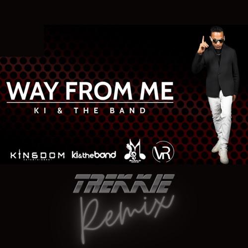 WAY FROM ME (TREKKIE REMIX)