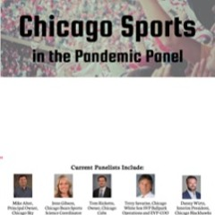 2020 Year Ender: Playing in a Pandemic - Episode 038 with Chicago Sports Team Leaders