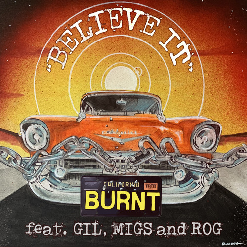Believe It (feat. Gil, Migs and Rog)
