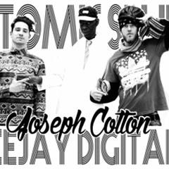 Atomic Spliff Feat Joseph Cotton - Deejay Digitally (Nickynutz 2021 Remix)