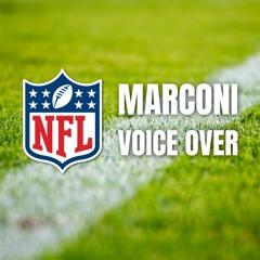 NFL VOICE OVER