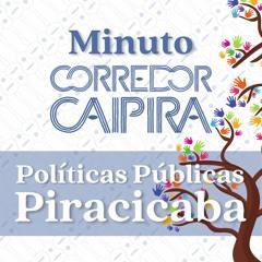 Politicas públicas de agroecologia em Piracicaba | Minuto Corredor Caipira