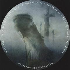 Berto (DE) - Momentum [Cut] Dreizehn Schallplatten