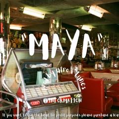 """""""MAYA"""" AFROBEAT WIZKID TYPE BEAT"""