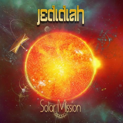 Jedidiah - Solar Mission [2021 Album, OM Mantra Records]