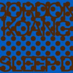 Y Dah (Sleep D Remix) - Gordon Koang