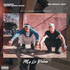NBA YoungBoy & NBA MeechyBaby - My Lil Potna