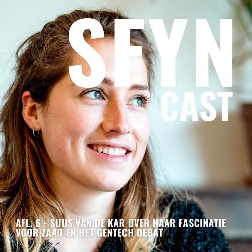 SFYNcast // Afl. 6 // Suus van de Kar over haar fascinatie voor zaad en het gentech debat