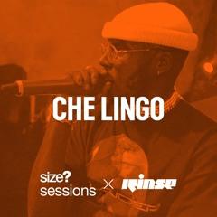size? sessions: Che Lingo