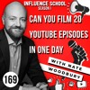 Download Ep #169 - Can You Film 20 YouTube Episodes In One Day - Season 1 Mp3