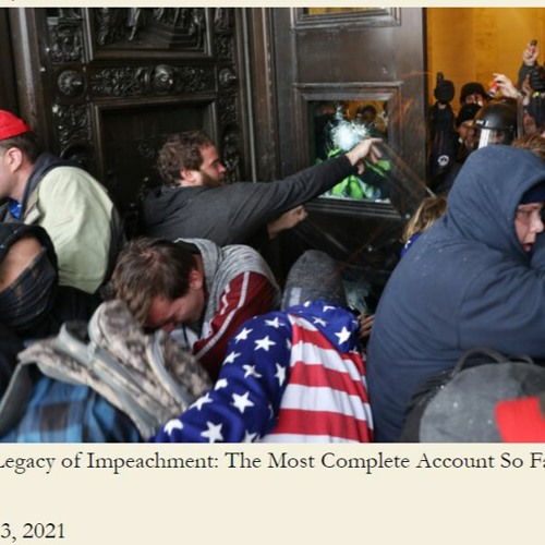 5:27 AM 2/15/2021 - Behind Capitol Riot is Russian Mob and Russian Mafia State.  And FBI officers?!