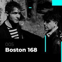 Boston 168 - Live x Glitch Podcast 005