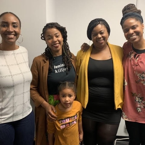 Savannah Shange and the Black/Girlhood Imaginary