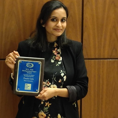 Breaking Barriers with Dr. Prachi Gala