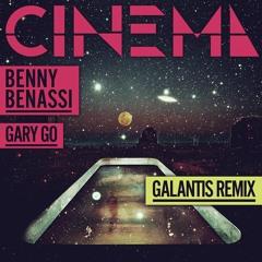 Benny Benassi - Cinema Feat. Gary Go (Galantis Remix)