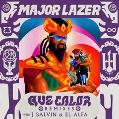 Major Lazer ft. J Balvin & El Alfa - Que Calor (IKENN Remix)