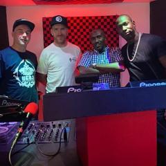 DJ FADER B2B JAMIE G FEAT MC'S FEARLESS & MIRAGE - CODE RED RADIO - 02/09/20