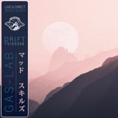 Gas - Lab - Drift (TVIDSS08)