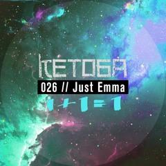 Just Emma - PUCKERBROT & ZEITSCHE (Podcast 026)