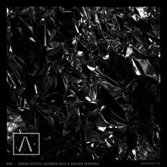 PEG - Green Hostel EP Preview (incl. Korben Nice & Rasser rmxs)   BAHN009_EP