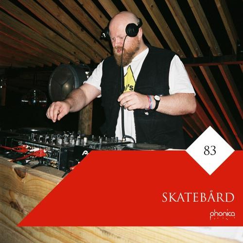 Phonica Mix Series 83: Skatebård