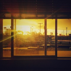 [FromMyWindow] In Venice · Los Angeles · [Social Isolation]