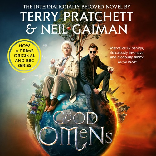 Good Omens by Neil Gaiman, read by Martin Jarvis