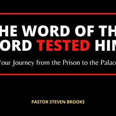 Morning Glory - The Word Of The Lord Tested Him