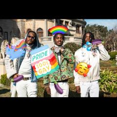 Headshot Lil Tjay Polo G Fivio Foreign Gay Remix