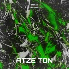 Art.1.43 - ATZE TON #143