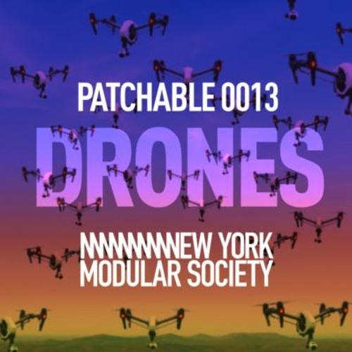 Drones NYMS Patchable 13