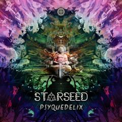StarSeed - Psyquedelix (Antu Records)