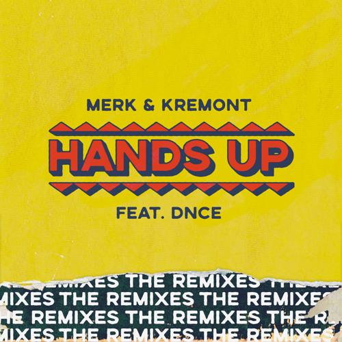 Hands Up (Ludwig Remix) [feat. DNCE]