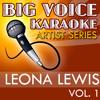 Run (In the Style of Leona Lewis) [Karaoke Version]