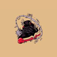 hood bitch | made on the Rapchat app (prod. by Epik The dawn)