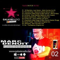 Marc Denuit // Galaxie Radio Belgium - Planet Progressiv' Mix 2 // 04.07.20