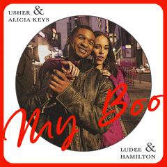 Usher & Alicia Keys - My Boo ( Ludee & Hamilton REMIX )
