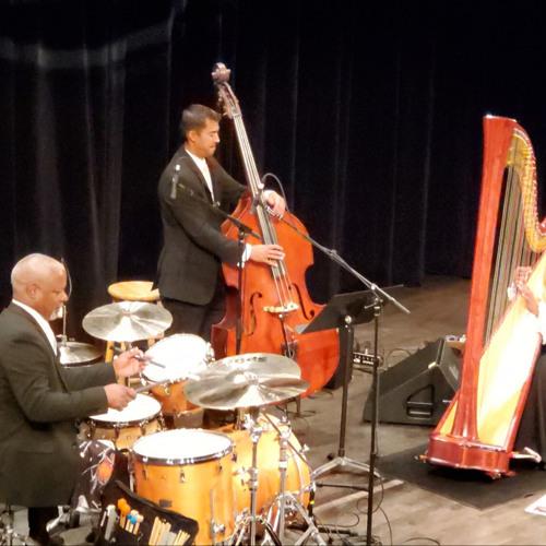 The Destiny Muhammad Trio LIVE @ Herbst Theater 6OCT2019 ED