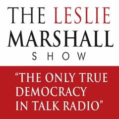 Leslie Marshall Show - Rep. Ro Khanna On 'Build Back Better'; USPS Late Mail; Jan 6th Revelations