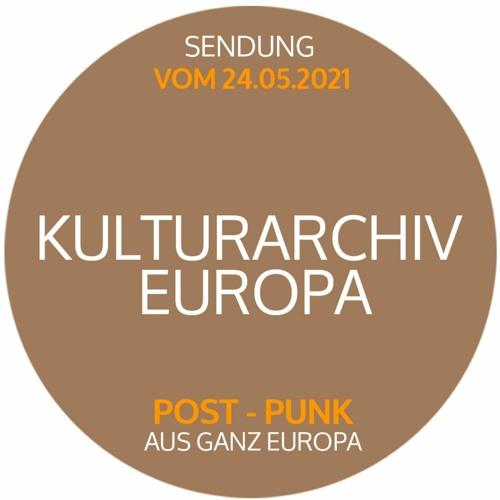 Post-Punk und Gothic Rock - Radioshow vom 24.05.2021 bei ALEX Berlin auf 91.0