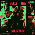 Belly Maintain (Ft. NAV) Artwork