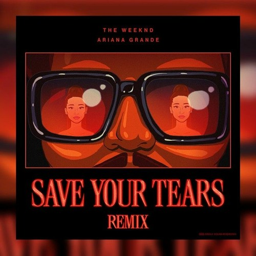 The Weeknd & Ariana Grande - Save Your Tears (JLOW Remix)