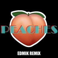 Justin Bieber - Peaches ft. Daniel Caesar, Giveon (EdMik remix)