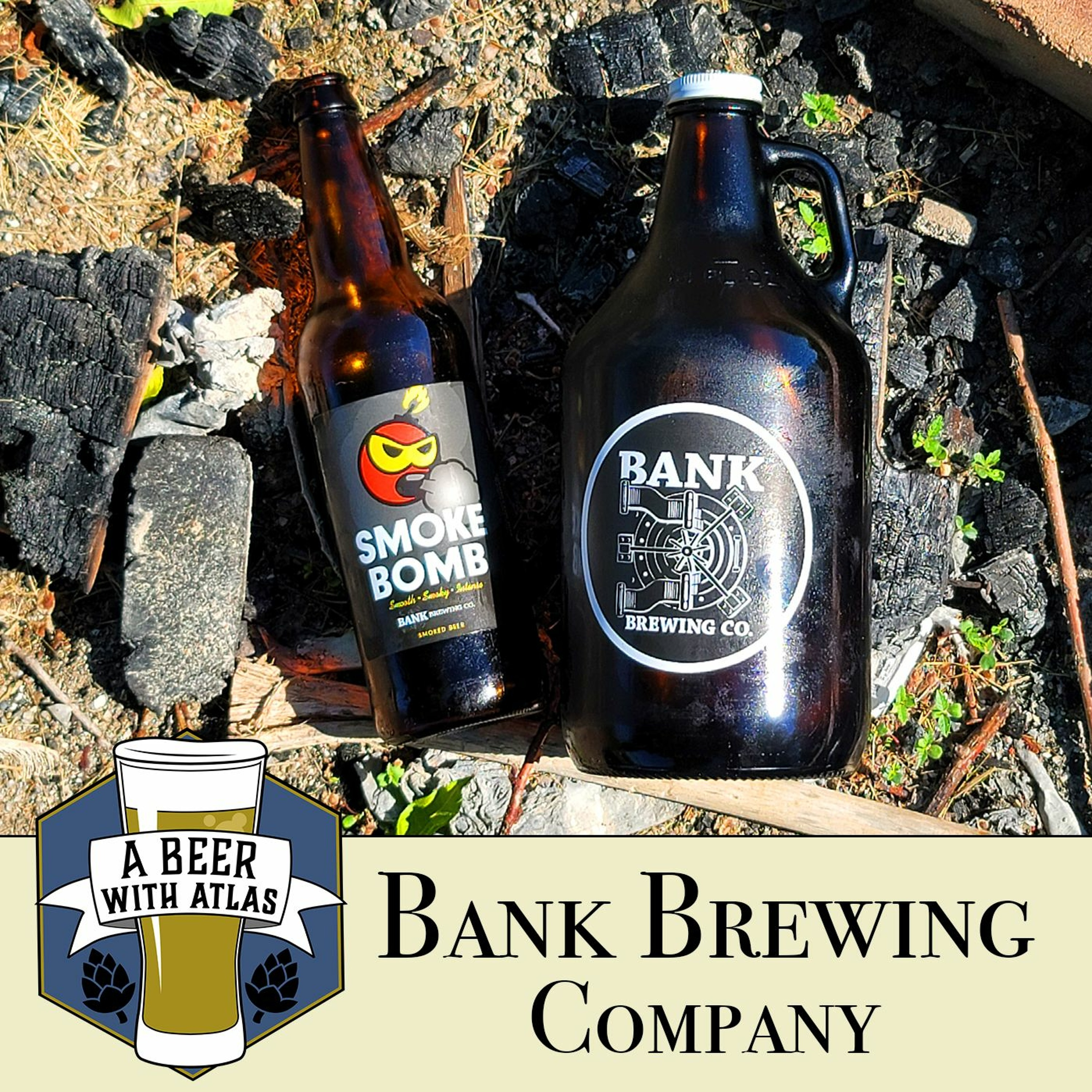 Minnesota's Bank Brewing Company - A Beer with Atlas 145 - a travel nursing podcast